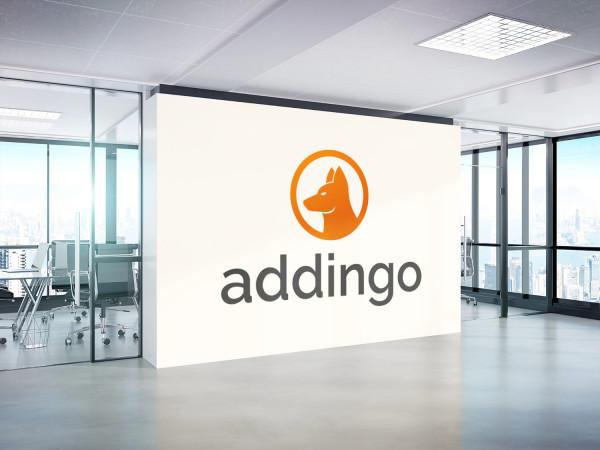 Sample branding #1 for Addingo