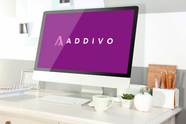 Sample branding #1 for Addivo
