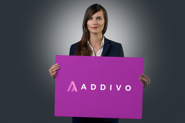 Sample branding #2 for Addivo
