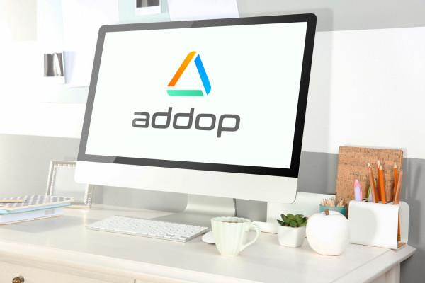 Sample branding #2 for Addop