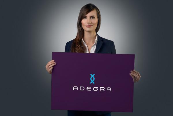 Sample branding #2 for Adegra
