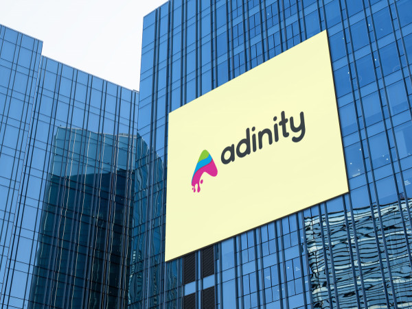 Sample branding #3 for Adinity
