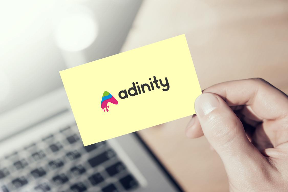 Sample branding #1 for Adinity