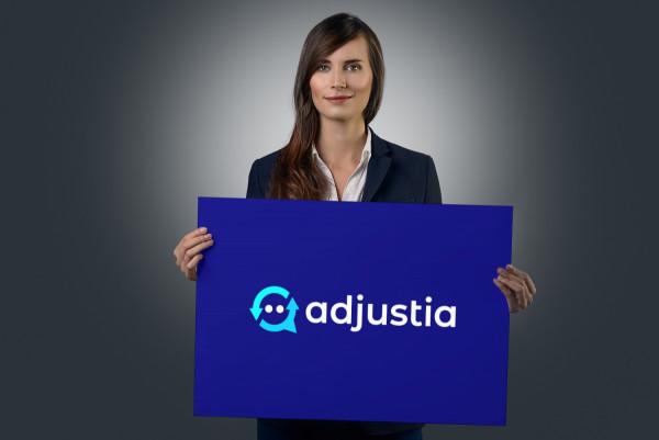 Sample branding #3 for Adjustia