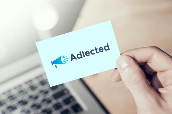 Sample branding #3 for Adlected