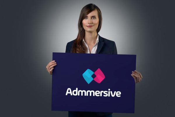 Sample branding #2 for Admmersive
