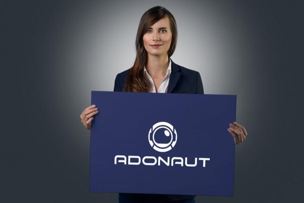 Sample branding #3 for Adonaut