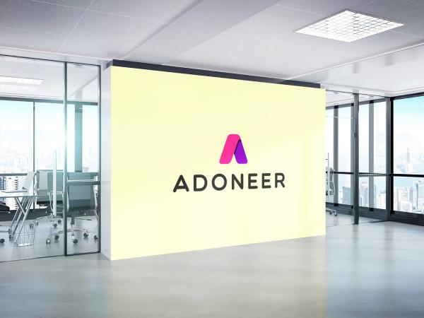 Sample branding #1 for Adoneer