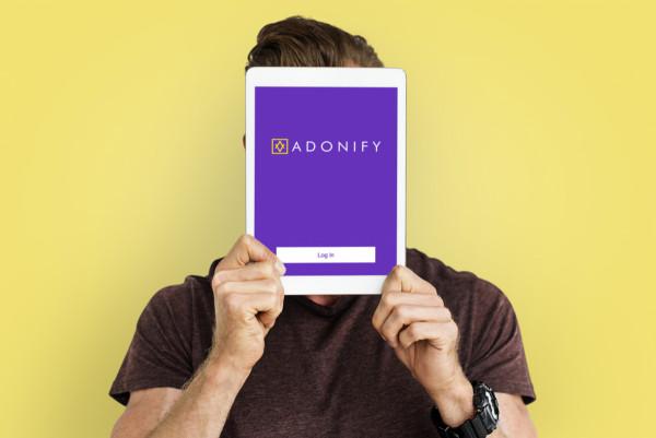 Sample branding #3 for Adonify