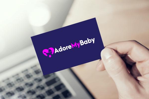 Sample branding #2 for Adoremybaby