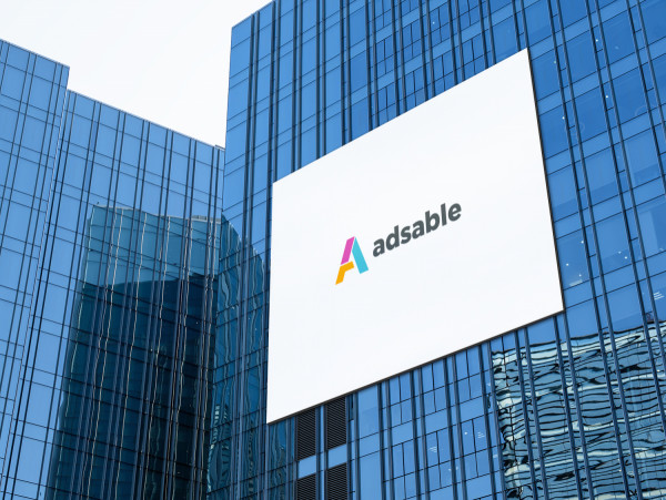 Sample branding #1 for Adsable
