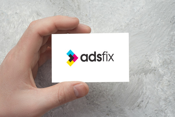 Sample branding #3 for Adsfix