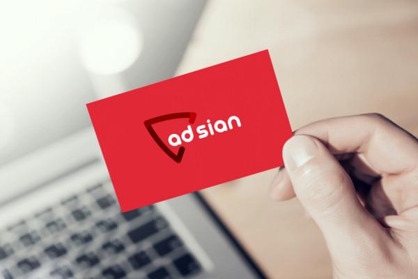 Sample branding #1 for Adsian