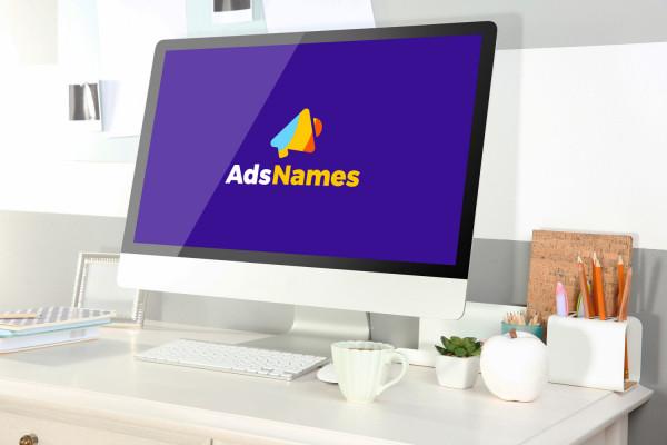 Sample branding #2 for Adsnames