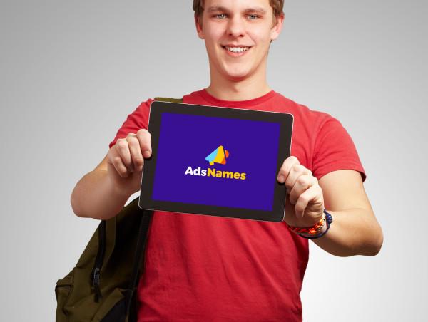Sample branding #1 for Adsnames