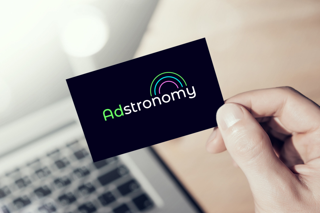 Sample branding #2 for Adstronomy