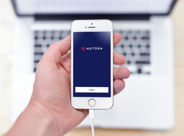Sample branding #2 for Adtora