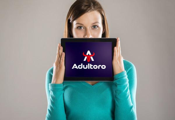 Sample branding #3 for Adultoro