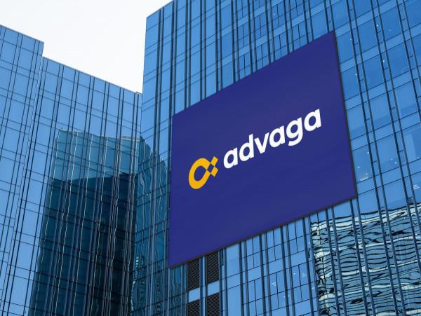Sample branding #1 for Advaga