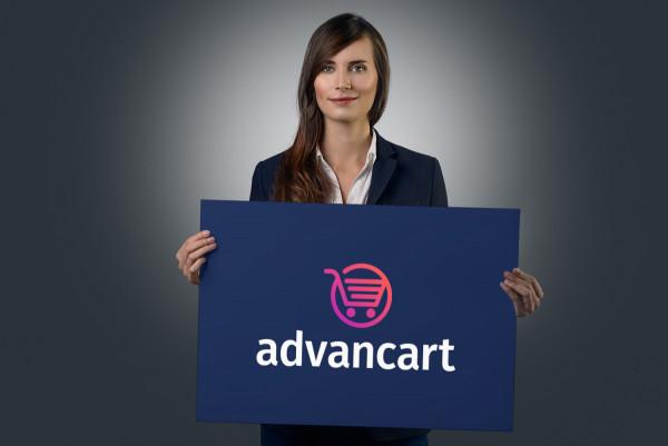 Sample branding #2 for Advancart