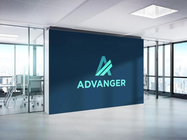 Sample branding #1 for Advanger