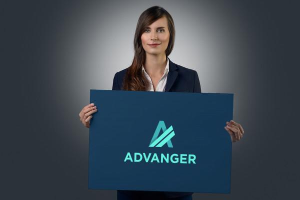 Sample branding #2 for Advanger