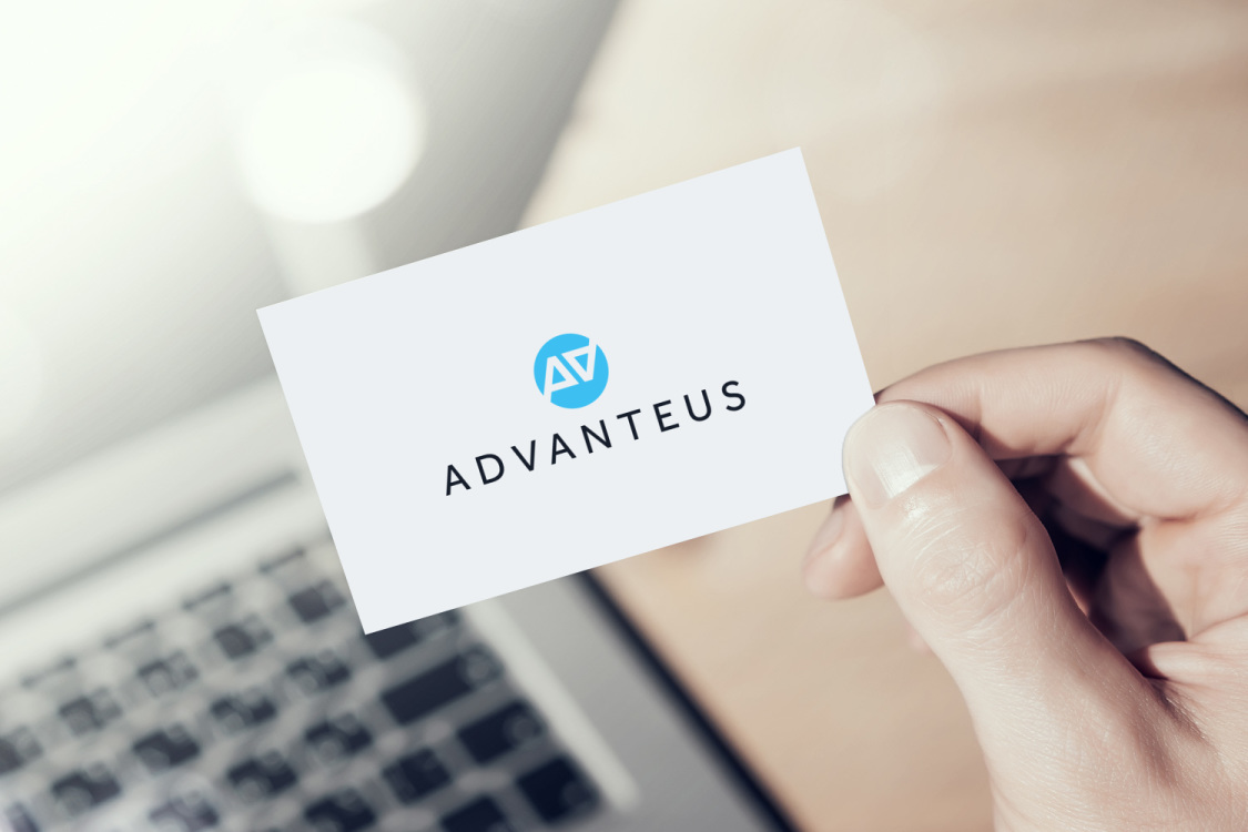 Sample branding #1 for Advanteus
