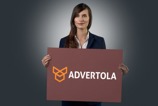 Sample branding #3 for Advertola