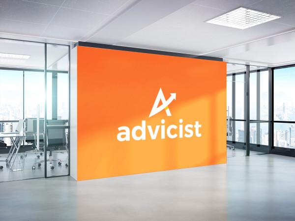 Sample branding #2 for Advicist
