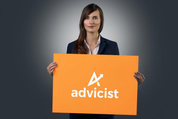 Sample branding #3 for Advicist