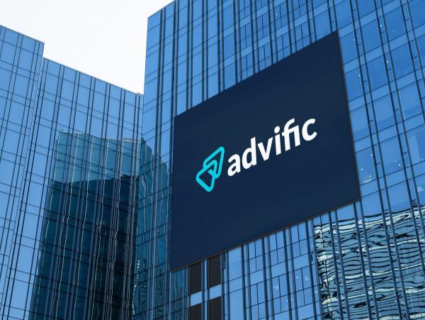 Sample branding #2 for Advific