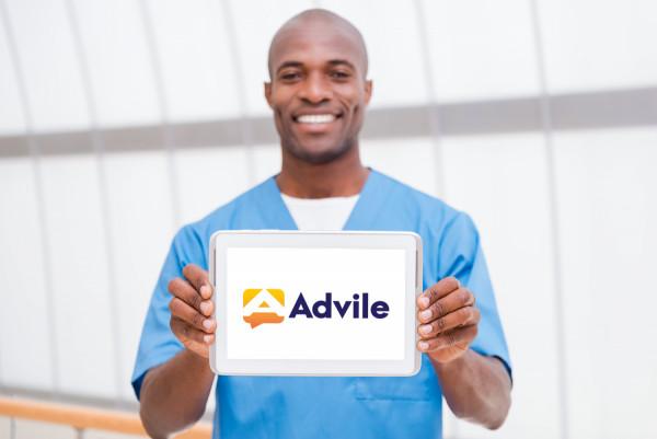 Sample branding #3 for Advile
