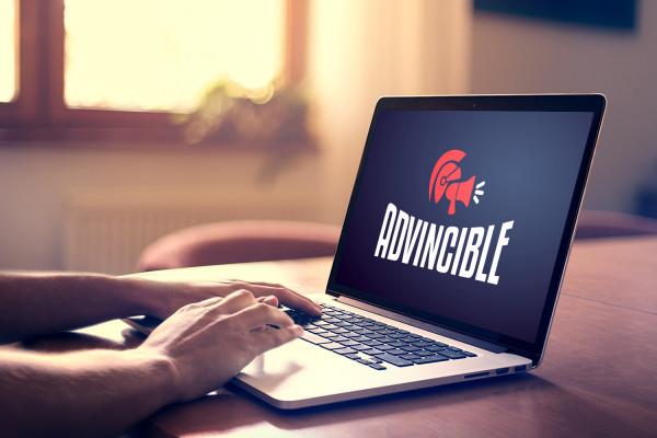 Sample branding #2 for Advincible