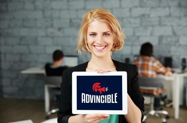 Sample branding #3 for Advincible