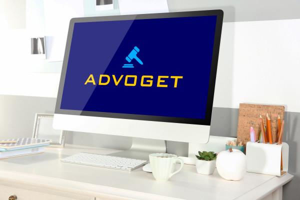 Sample branding #3 for Advoget
