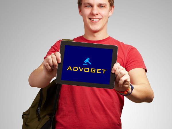 Sample branding #2 for Advoget