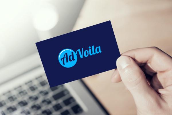 Sample branding #1 for Advoila