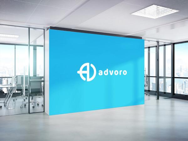 Sample branding #1 for Advoro