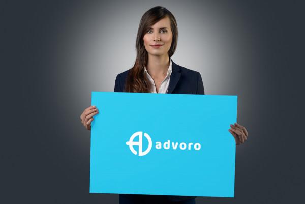 Sample branding #2 for Advoro