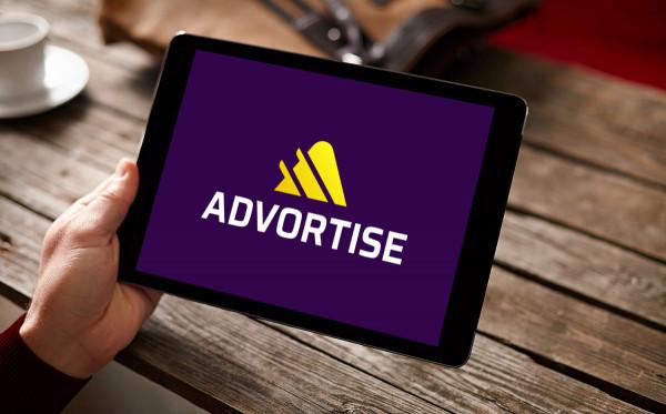 Sample branding #2 for Advortise