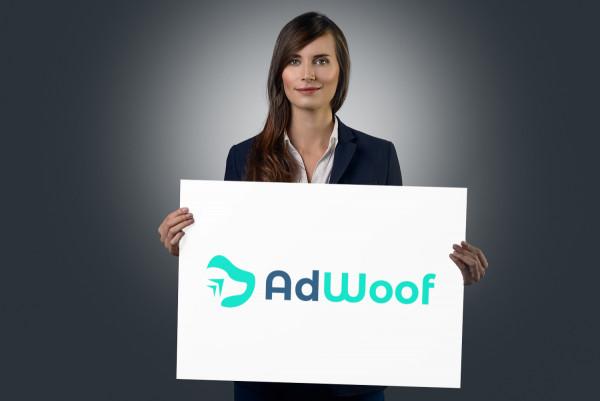 Sample branding #2 for Adwoof
