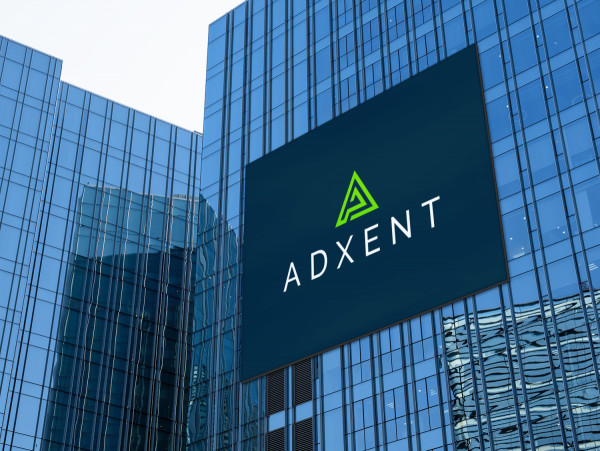Sample branding #1 for Adxent