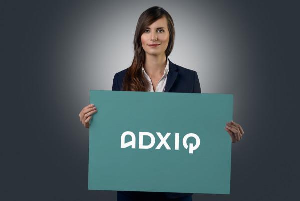 Sample branding #2 for Adxiq