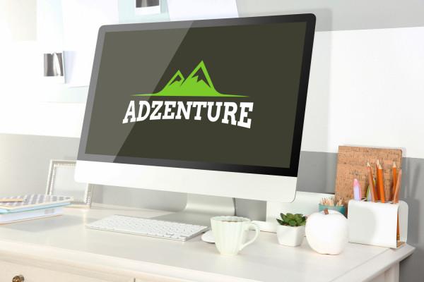 Sample branding #2 for Adzenture