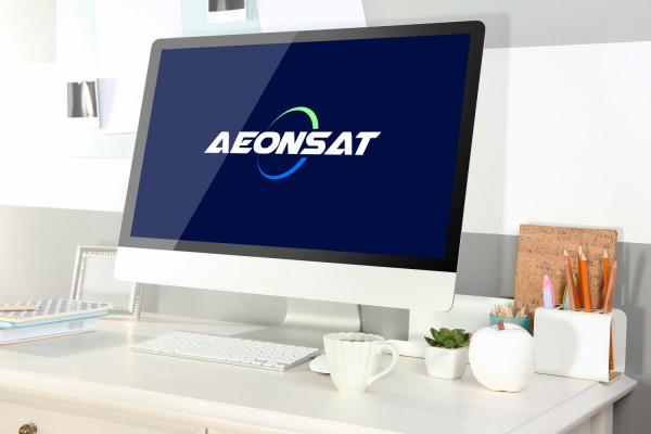 Sample branding #1 for Aeonsat