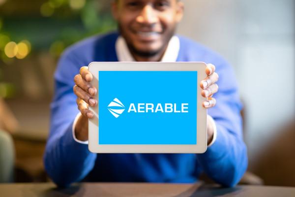 Sample branding #3 for Aerable
