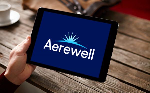 Sample branding #2 for Aerewell