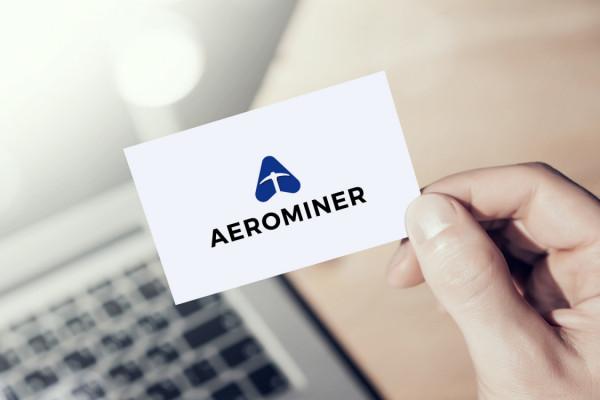 Sample branding #2 for Aerominer