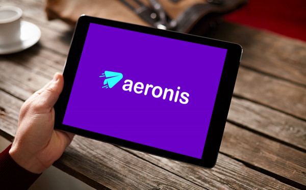 Sample branding #1 for Aeronis