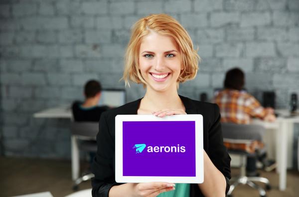 Sample branding #3 for Aeronis
